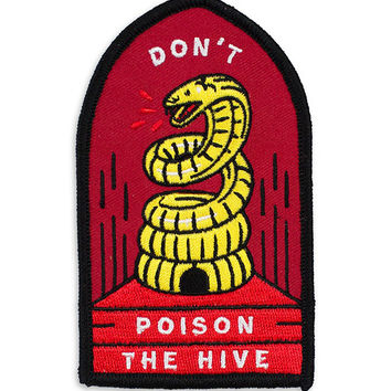 Poisoned Hive Patch