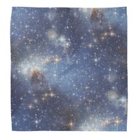 Starry Space Bandana