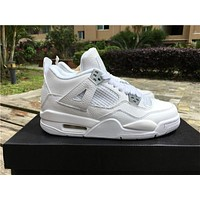 Air Jordan 4 Retro GS Pure Money Sneaker 36-47