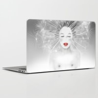 Connexion Laptop & iPad Skin by LilaVert | Society6