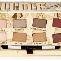 NUDE 'tude Eyeshadow Makeup Dramatic Eye Cosmetic Satin Smooth Palette