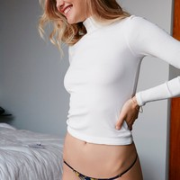 Free People Be My Baby Thong