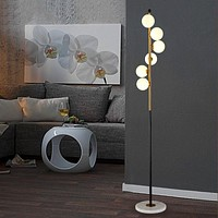 Standing Modern LED Floor Lamps Home Deco