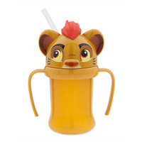 Kion Cup with Straw for Kids - The Lion Guard