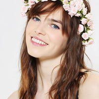 Rouge Pony Meadow Flower Crown Headband