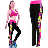 2016 Sport Capris Nine Leggings