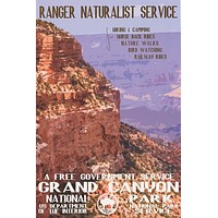 Grand Canyon National Park Poster 24x36