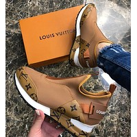 Louis Vuitton LV Woman Fashion Sneaker
