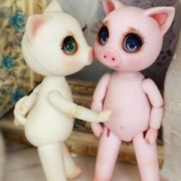 Pumi - 11.8cm, Doll Family - BJD Dolls, Accessories - Alice's Collections