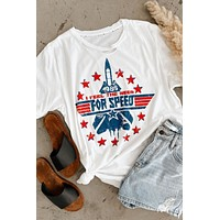 Need For Speed Distressed Tee