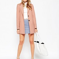 ASOS Ultimate Slim Coat at asos.com