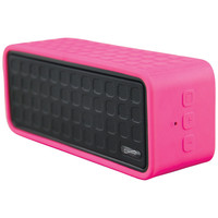 Supersonic Rechargeable Portable Bluetooth Speaker (pink)