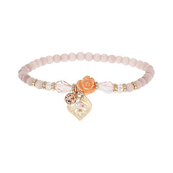 Catseye Charm Stretch Bracelet - New In This Week - New In - Topshop