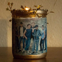 The Outsiders Nothing Gold Can Stay Candle