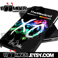 The Weeknd XO - iPhone 4/4s/5/5s/5c Case - Samsung Galaxy S2 i9100/S3 i9300/S4 i9500 Case