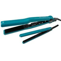 R Flat Iron Travel Set