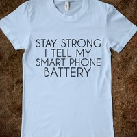 STAY STRONG SMART PHONE BATTERY