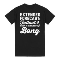 Extended Forecast: Fallout 4 with a chance of Bong