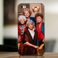 I'd Rather Be Watching The Golden Girls - cover case for iPhone 4|4S|5|5C|5S|6|6 Plus Note 2|3 Samsung Galaxy s3|s4|s5 Htc One M7|M8