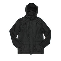 Calvin Klein Mens Hooded Drawstring Jacket