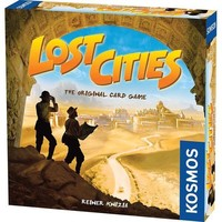Lost Cities: The Card Game - Tabletop Haven