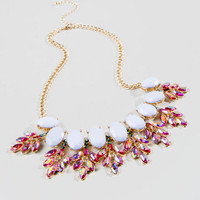Reina Statement Necklace
