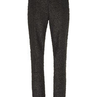 Sequined Leather Legging | Moda Operandi