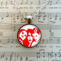 Musicals Rocky Horror Necklace, Picture Show, Musicals, Gothic, Steampunk T498