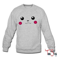 I Choose You! (custom colors) crewneck sweatshirt