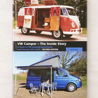 VW Camper - The Inside Story: A Guide to VW Camping Conversions and Interiors 1951-2012 Second Edition By David Eccles - Urban Outfitters