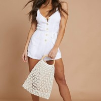 Something In The Air Romper