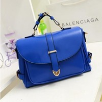 Stylish Korean Vintage Decoration One Shoulder Bags Tote Bag [6582709703]