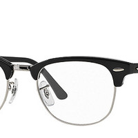 Ray-Ban RB5154 2000 49-21 Clubmaster Optics Black eyeglasses   Official Online Store US