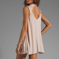 bless'ed are the meek Bermuda Dress in Nude from REVOLVEclothing.com