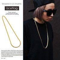 Gift Shiny New Arrival Jewelry Hip-hop Stylish Necklace [10529029123]