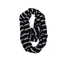 Infinity Breastfeeding Scarf & Cover Platinum Stripe