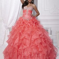 Fiesta Gowns 56222 | House of Wu | Quinceanera Dresses | Quince Dresses | Dama Dresses | GownGarden.com