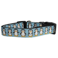 Mirage - Penguins Christmas Dog Collar