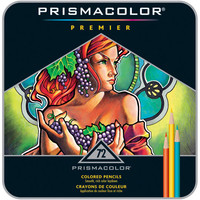 Prismacolor Premier Thick Core Colored Pencil Set, 72 Color Set