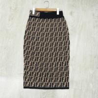 Fendi Women Fashion long Skirt