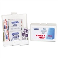 Personal First Aid Mini-Kit (38 Pieces) Products For Dorms Essentials For College Must Have Dorm Items