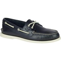 Men's Authentic Original Boat Shoe in Navy by Sperry