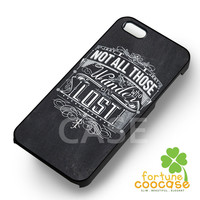 Lord Of The Rings Tolkien Quote Phone Case -tri for iPhone 6S case, iPhone 5s case, iPhone 6 case, iPhone 4S, Samsung S6 Edge