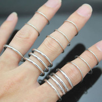 16 pc Essential Stacking Rings from Now and Again Co.