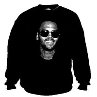 Chris Brown crew neck