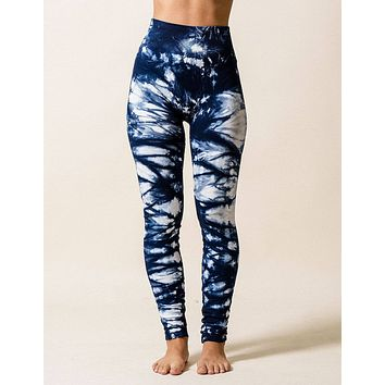 Control Fit Tie-Dye Leggings