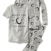 Old Navy Graphic 3 Piece Sleep Set For Baby