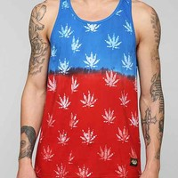 Loser Machine Humphry Tank Top- Blue S