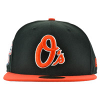 NEW ERA ORIOLES BAYCIK FITTED
