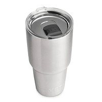30 oz. Rambler Tumbler With Lid in Stainless Steel by YETI